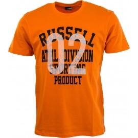 Russell Athletic RUSSELL 02 PÁNSKE TRIČKO