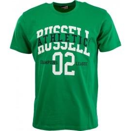 Russell Athletic Pánske tričko PRINT