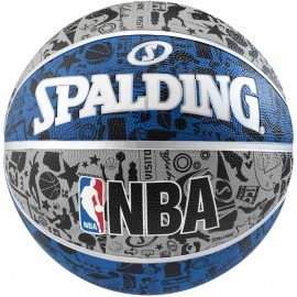 Spalding NBA GRAFFITI - Basketbalová lopta