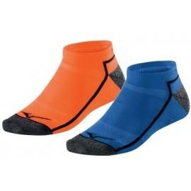 Mizuno ACTIVE MID 2P - Bežecké ponožky