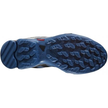 Pánska treková obuv - adidas TERREX AX2R MID GTX - 6