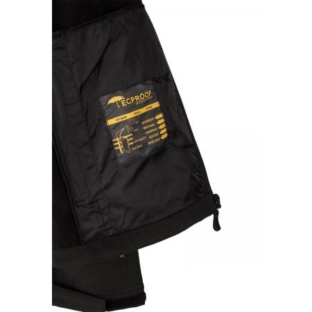 LUMMER SOFTSHELL JACKET - Pánska softshellová bunda - Hi-Tec LUMMER SOFTSHELL JACKET - 6