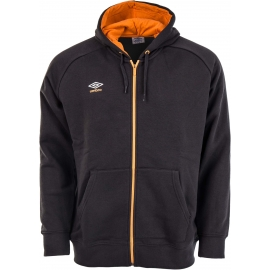 Umbro ZIP THRU FLEECE HOODY