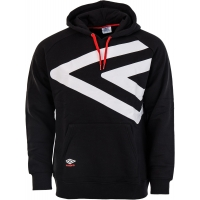 Umbro FLEECE GRAPHIC HOODY - Pánska mikina