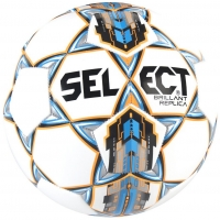 Select BRILLANT REPLICA - Futbalová lopta