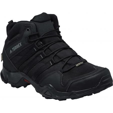 Pánska treková obuv - adidas TERREX AX2R MID GTX - 1