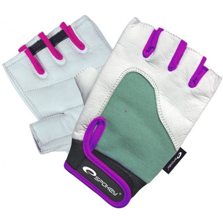 Dámske fitness rukavice - Spokey ZOLIA