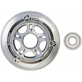 K2 80 MM Wheel 8-Pack - ILQ 7 Alum Spacer