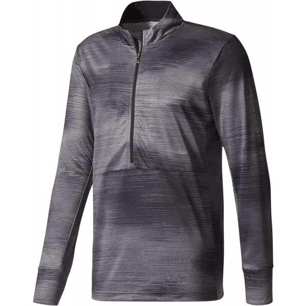 adidas WORKOUT LS GFX - Pánske tričko s dlhým rukávom