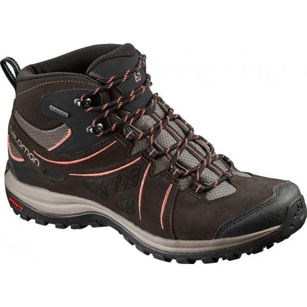 Salomon ELLIPSE 2 MID LTR GTX W - Dámska hikingová obuv