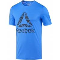 Reebok WORKOUT READY ACTIVCHILL GRAPHIC - Pánske tričko
