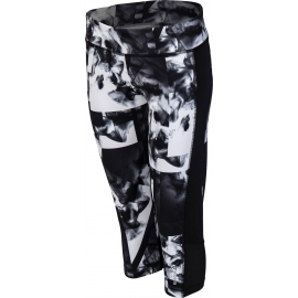 Reebok WORKOUT READY SMOKE PRINT CAPRI