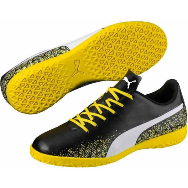 Puma TRUORA IT - Pánska halová obuv