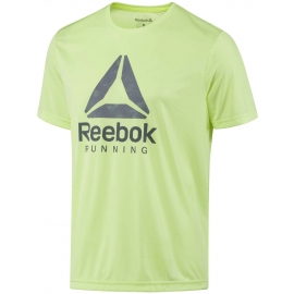 Reebok RUN GRAPHIC TEE