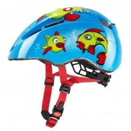 Uvex KID II FISH - Detská cyklistická prilba