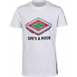 Umbro LIFES A PITCH GRAPHIC TEE