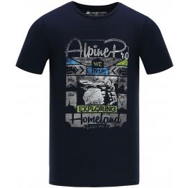Alpine Pro BUFF - Pánske tričko