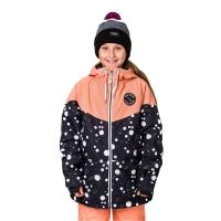 Horsefeathers FAY KIDS JACKET - Dievčenské snowboardová/lyžiarska bunda