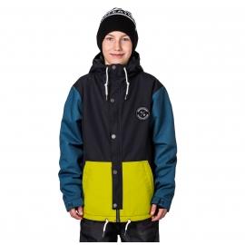 Horsefeathers EREBUS KIDS JACKET - Chlapčenské snowboardová/lyžiarska bunda