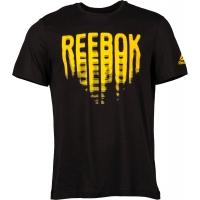 Reebok PRICE ENTRY TEE 4 - Pánske tričko