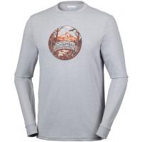 Columbia RILEY RIDGE LONG SLEEVE SHIRT - Pánske tričko s dlhým rukávom