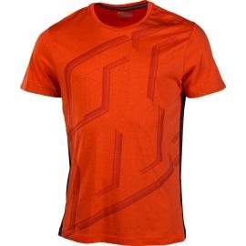 Lotto DEVIN V TEE PRT - Pánske tričko