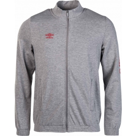 Umbro FULL ZIP FLEECE JAKCET - Pánska mikina