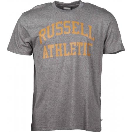 Pánske tričko - Russell Athletic ICONIC ARCH LOGO - 1 b6004b8183f