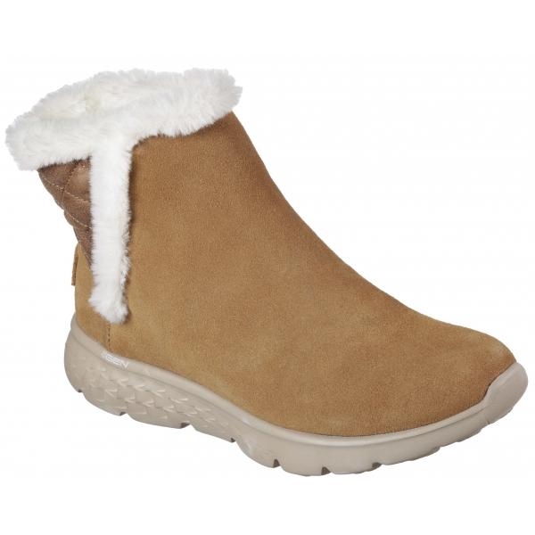 Skechers ON-THE-GO 400 COZIES - Dámska vyššia obuv