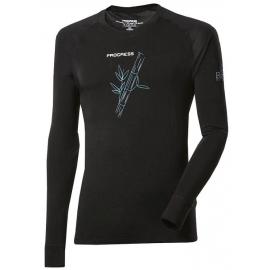 Progress E NDR BAMBUS BLACK - Pánske funkčné tričko