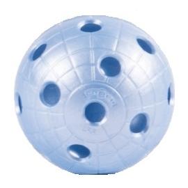 Unihoc BALL CRATER PETROL BLUE - Florbalová loptička