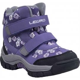 Lewro CUPER - Detská zimná obuv