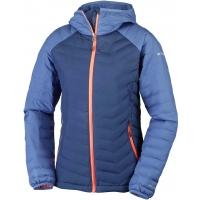 Columbia POWDER LITE HOODED JACKET - Dámska zimná bunda