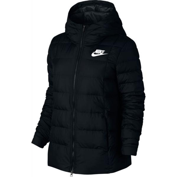 Nike DWN FILL JKT HD W - Dámska bunda