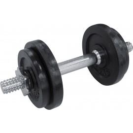 Fitforce ADBB 10 kg - Jednoručná nakladacia činka