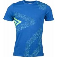 Umbro BINARY GRAPHIC COTTON TEE - Pánske tričko