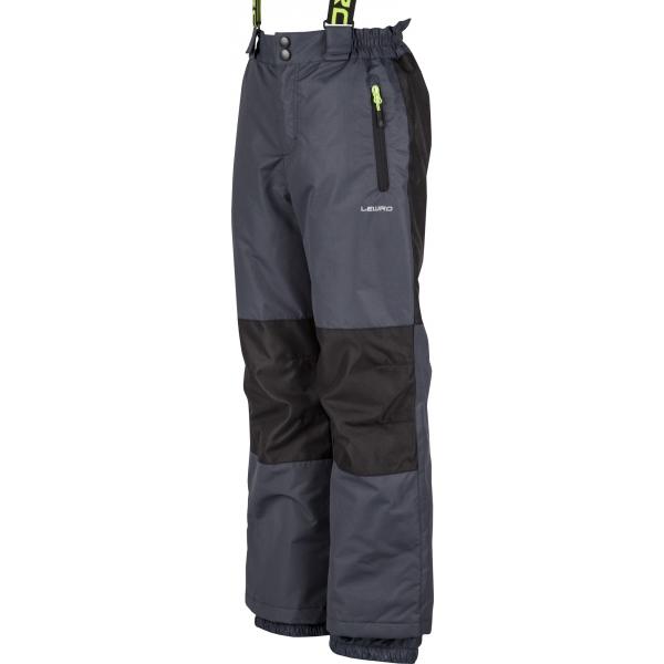 Lewro LEITH 140-170 - Dievčenské lyžiarske nohavice