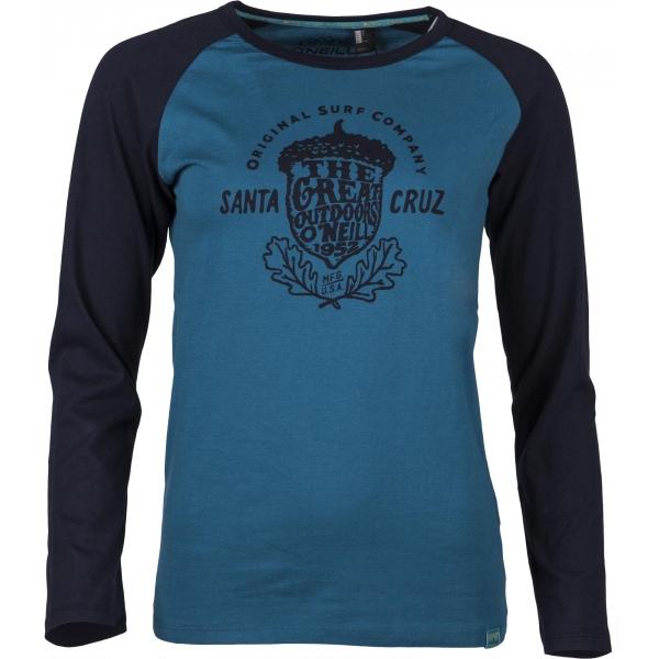 O'Neill LB JACKS BASE L/SLV T-SHIRT - Chlapčenské  tričko s dlhým rukávom