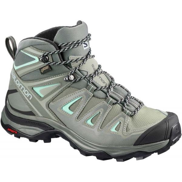 Salomon X ULTRA 3 MID GTX W - Dámska obuv