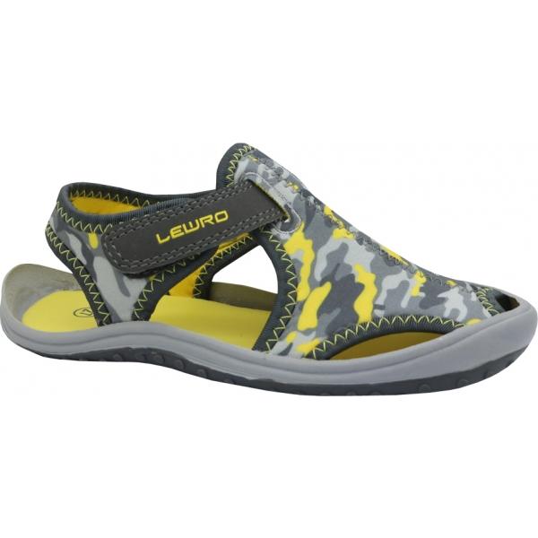 Lewro MELLOW - Detské sandále
