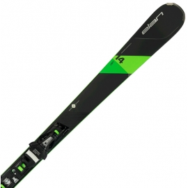 Elan AMPHIBIO 14 TI FUSION + ELX 11 - Zjazdové lyže