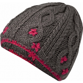Lewro CARBINK - Dievčenská pletená čiapka