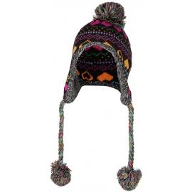 Lewro BUTTERFREE - Dievčenská pletená čiapka