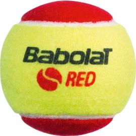 Babolat RED FELT X3 - Tenisové loptičky