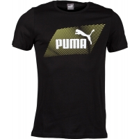Puma HERZO LOGO GRAPHIC - Pánske tričko