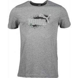 Puma NO 1 LOGO GRAPHIC - Pánske tričko