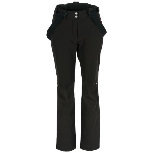 ALPINE PRO HIRUKA - Dámske softshellové nohavice