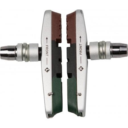 Brzdové špalky pre V-brzdy - Arcore ABR-1