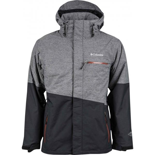 Columbia PISTE BEAST JACKET - Pánska zimná bunda