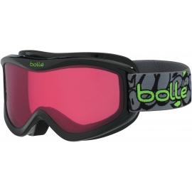 Bolle VOLT BLACK FRAFFITI - Detské lyžiarske okuliare pre deti od 6 rokov